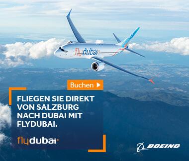 Dubai mit flydubai – Tandem für einen tollen Urlaub